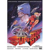 Supersonic Man - DVD