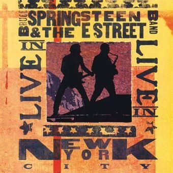 Bruce Springsteen. Live In New York City - 3 Vinilos