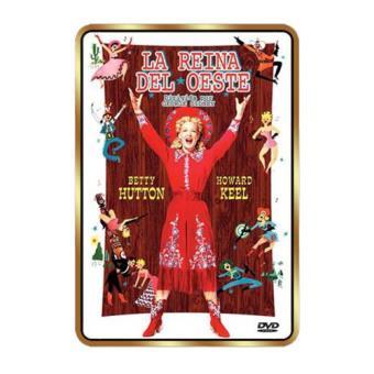 La reina del oeste - DVD