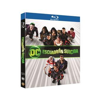Escuadrón suicida Ed 2018 - Blu-Ray