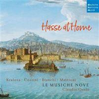 Hasse at Home - Cantatas and Sonatas