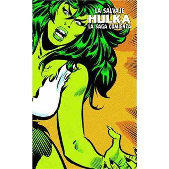 La salvaje Hulka: La saga comienza. Marvel Limited Edition