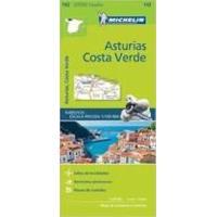 Asturias, Costa Verde Zoom Map 142
