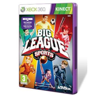 KinectBig League Sports Kinect Xbox 360