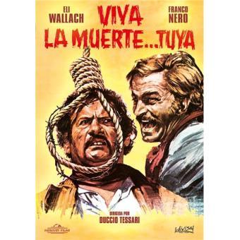 Viva la muerte... tuya - DVD