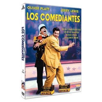 Los comediantes - DVD