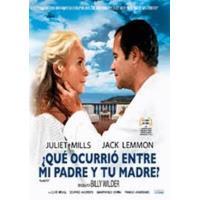 ¿Qué ocurrió entre mi padre y tu madre? - Blu-Ray