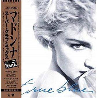 True Blue.. -Coloured-  - Single Vinilo