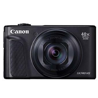Cámara Digital Canon Powershot SX740 HS IS Negro