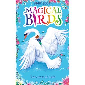 Magical Birds 2. Los cisnes de hielo