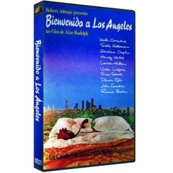 Bienvenido a Los Ángeles - DVD