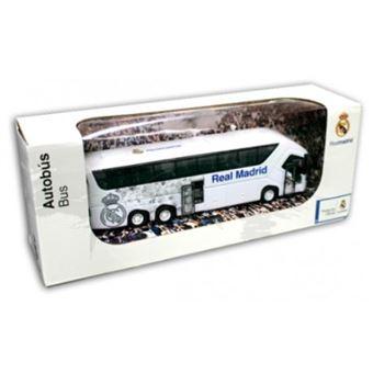 Réplica Bus Real Madrid C.F.