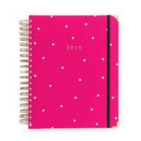 Agenda Charuca 2020 Día por Página Jefa Power Pink