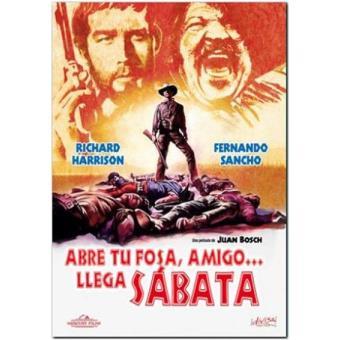 Abre tu fosa, amigo... llega Sabata - DVD