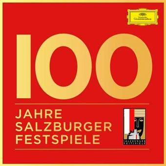 Box Set 100 Jahre Salzburger Festspiele Ed Limitada - 58 CDs
