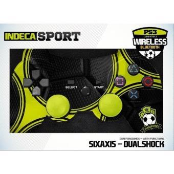 Mando wireless Indeca Sport PS3