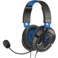 Headset gaming Turtle Beach Ear Force Recon 50P Negro/Azul para PS4/Xbox One