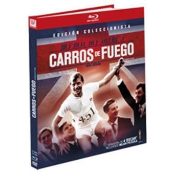 Carros de fuego - Blu-Ray + DVD - Digibook