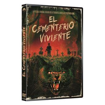 Cementerio Viviente (Pet Sematary) - DVD