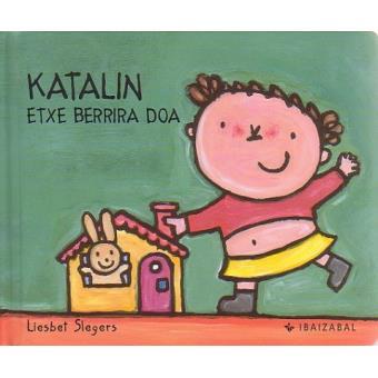 Katalin etxe berrira doa