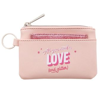 Mr Wonderful Monedero – All you need is love (and glitter)