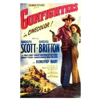Pistoleros (1947) - DVD