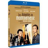 Los amantes de Montparnasse - Blu-Ray