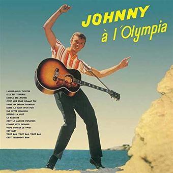 Johnny A L´Olimpia - Vinilo