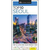 DK Eyewitness Travel Guide - Top 10 - Seoul