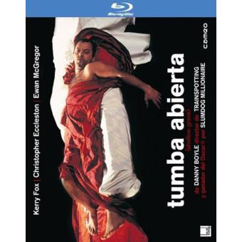 Tumba abierta - Blu-Ray