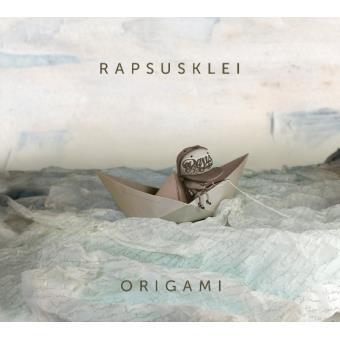 Origami - Disco Firmado