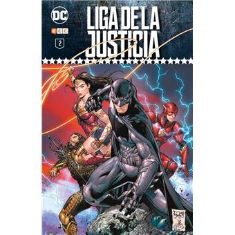 Liga de la Justicia: Coleccionable semanal núm. 02