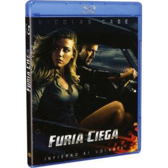 Furia ciega - Blu-Ray