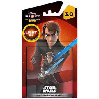 Figura Disney Infinity 3.0 Star Wars Anakin Skywalker con luz (Producto Reacondicionado)
