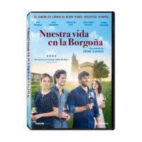 Nuestra vida en la Borgoña - DVD