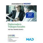 Trabajador social madrid test grupo