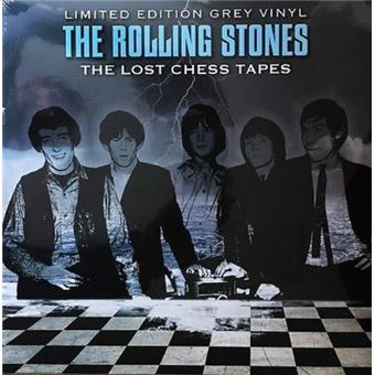 The lost chess tapes - Vinilo