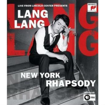 Live From Lincoln Center Presents: New York Rhapsody (Formato Blu-Ray)