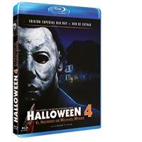 Halloween 4: El Regreso de Michael Myers - Blu-ray