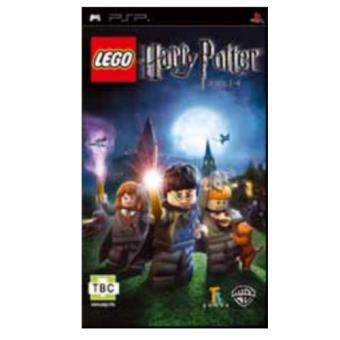 Lego Harry Potter (Años 1-4) PSP
