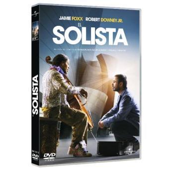 El solista - DVD