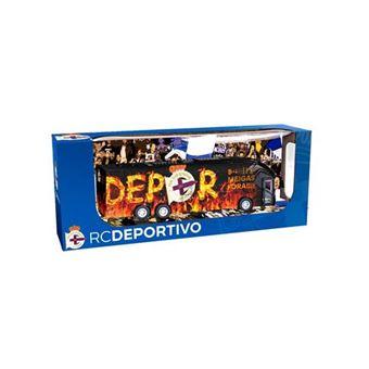 Réplica Bus oficial Real Club Deportivo La Coruña