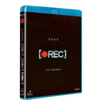 Pack REC - [•REC] La saga Completa - Blu-Ray