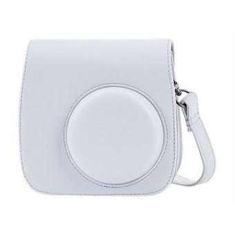 Funda Fujifilm Blanco para Instax Mini 9