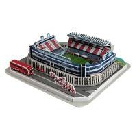Vicente Calderón Puzzle 3D del Estadio del Atlético de Madrid