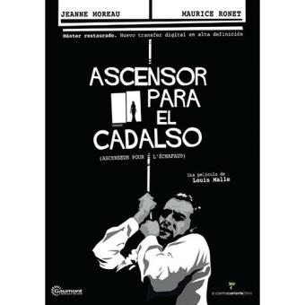 Ascensor para el Cadalso - DVD