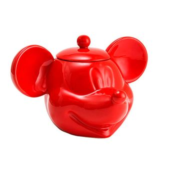 Galletero 3D Disney Mickey Mouse Rojo