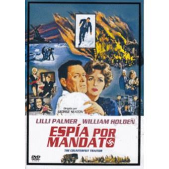 Espía por mandato - DVD