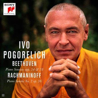 Beethoven: Piano Sonatas Opp. 54 & 78 - Rachmaninoff: Piano Sonata Nº 2 OP. 3