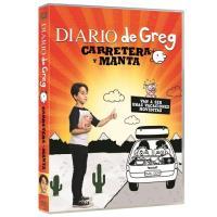 Diario de Greg: Carretera y manta - DVD